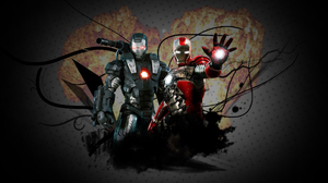 Iron Man Iron Man 2 Marvel Comics War Machine 1920x1080 wallpaper