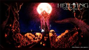 Anime Hellsing 1366x768 Wallpaper
