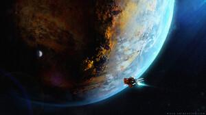 Planet 1980x1114 Wallpaper