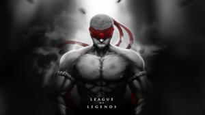Lee Sin League Of Legends 1920x1080 Wallpaper