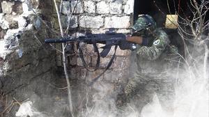 Military Weapon AKM 3840x2160 Wallpaper