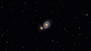 Space Galaxy Stars Universe 3435x2337 Wallpaper