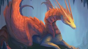 Dragon 2697x2224 Wallpaper
