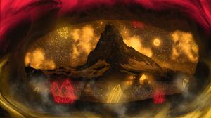 Nature Fantasy Art Neon Crystal 1920x1080 Wallpaper