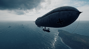 Battlefield 1 Zeppelin 2560x1440 Wallpaper