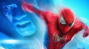 Electro Spider Man Spider Man The Amazing Spider Man 2 1920x1080 Wallpaper