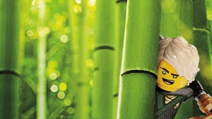 Bamboo Lego Lloyd Garmadon The Lego Ninjago Movie 2764x1865 Wallpaper