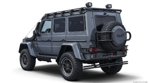 Vehicles BRABUS 550 ADVENTURE 4x4 2560x1440 Wallpaper
