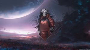 Madara Uchiha Naruto 3840x2160 Wallpaper