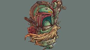 Boba Fett Bounty Hunter Star Wars 2560x1600 Wallpaper