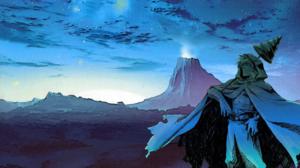 Anime Tengen Toppa Gurren Lagann Simon Cyan 1920x1080 wallpaper