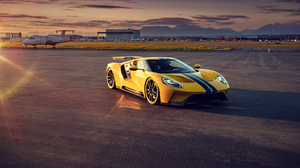 Vehicles Ford GT 3840x2160 Wallpaper