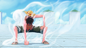 Monkey D Luffy 1920x1080 Wallpaper