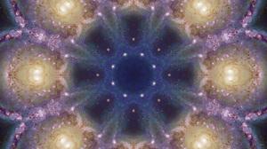 Artistic Digital Art Mandala Manipulation Space 1920x1080 Wallpaper