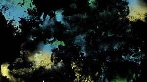 Abstract Artistic Black Colors Digital Art 1920x1080 Wallpaper
