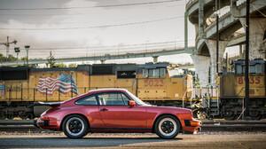 Car Coupe Old Car Porsche 911sc Red Car Sport Car 2048x1152 Wallpaper