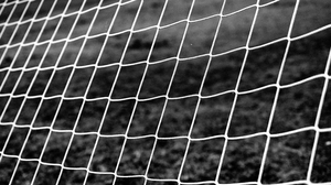 Sports Soccer Goal Outdoors Photography Monochrome 6016x3384 wallpaper