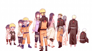 Naruto Shippuuden Couple Uzumaki Naruto Hyuuga Hinata 2032x1500 Wallpaper
