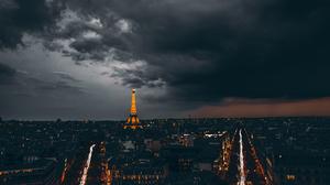 Paris Cityscape Cloud France City Monument 2500x1406 Wallpaper