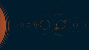 Space Solar System Planet 3440x1440 Wallpaper