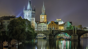 Man Made Prague 1920x1200 wallpaper