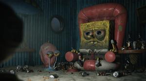 Spongebob Squarepants 3840x2054 wallpaper