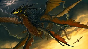Dragon 1928x1187 Wallpaper