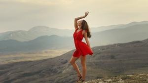 Dress Model Mood Profile 2048x1295 wallpaper