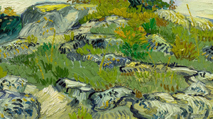 Vincent Van Gogh Painting Oil Painting Oil On Canvas Impressionism 3980x1666 Wallpaper