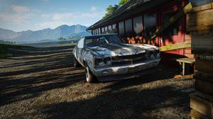 Forza Forza Horizon 4 Forza Games Chevrolet Forza Horizon 5 Realistic Car Race Cars Vehicle 1970 Che 3840x2160 wallpaper