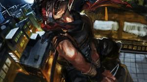 Black Hair Boku No Hero Academia Chizome Akaguro Headband Hero Killer Boku No Hero Academia Katana K 2182x1548 Wallpaper