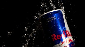 Brand Red Bull Can 2560x1600 Wallpaper
