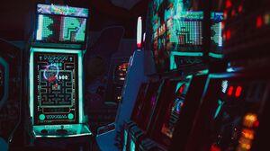 Arcade Retro Games Retro Console Retro Computers Pacman Pac Man Photography 5184x3456 Wallpaper