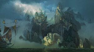 Bilgewater League Of Legends 2825x1080 Wallpaper