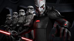 Star Wars Rebels Stormtrooper The Inquisitor 3600x2400 Wallpaper