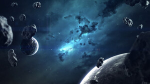 Sci Fi Space 1920x1200 Wallpaper