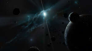 Galaxy Planet Sci Fi Space Stars 1920x1080 wallpaper