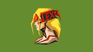 Alex Street Fighter 7680x4320 wallpaper