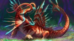 Fantasy Creature 1920x1242 Wallpaper