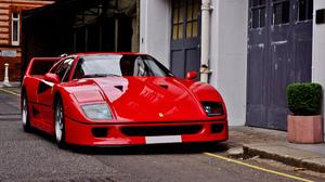 Vehicles Ferrari F40 2560x1600 Wallpaper