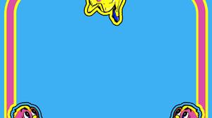 Video Game Ms Pac Man 1280x1024 wallpaper