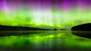 Earth Aurora Borealis 4000x2667 Wallpaper