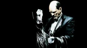 Batman Black Suit 1920x1080 Wallpaper