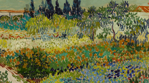 Vincent Van Gogh Painting Oil Painting Oil On Canvas Impressionism 6610x2767 Wallpaper