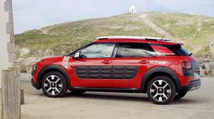 Car Citroen Citroen C4 Cactus Red Car Suv Vehicle 2725x1747 Wallpaper