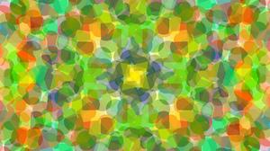 Colors Gradient Shapes 1920x1080 wallpaper