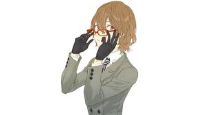 Anime Goro Akechi Persona 5 Video Game 1920x1080 Wallpaper