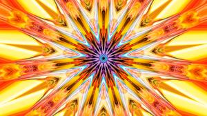Colors Digital Art Artistic 2560x1440 wallpaper
