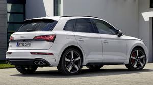Audi Sq5 Car Compact Car Crossover Car Luxury Car Suv White Car 1920x1080 Wallpaper