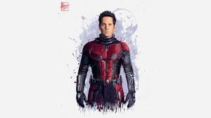 Ant Man Avengers Infinity War Paul Rudd 3840x2160 wallpaper